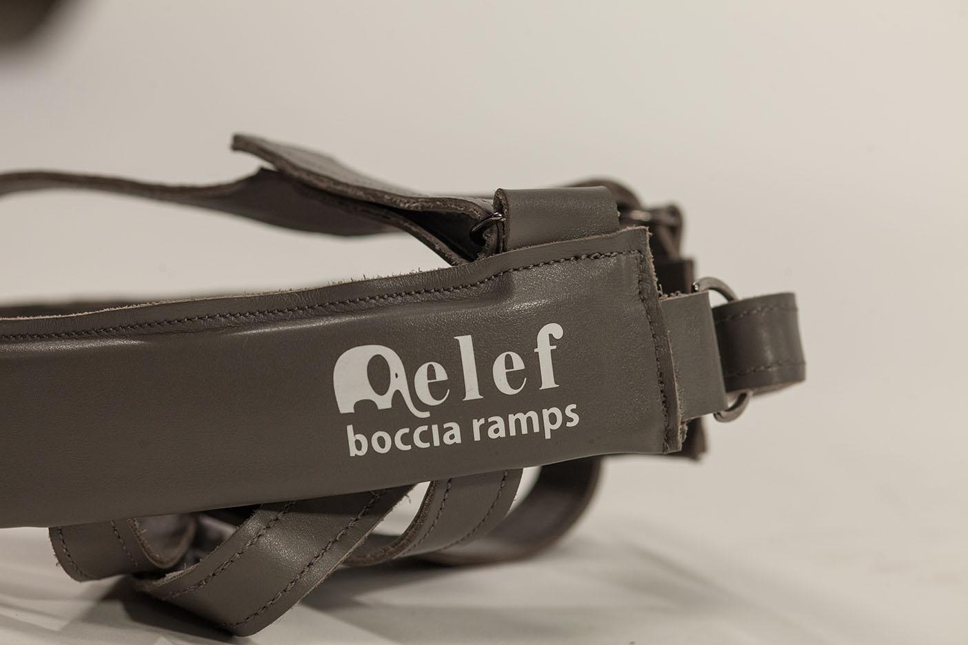 Leather Headstick for Boccia Bc3