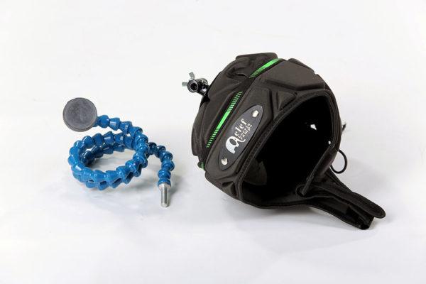 Flexible kipsta headpointer