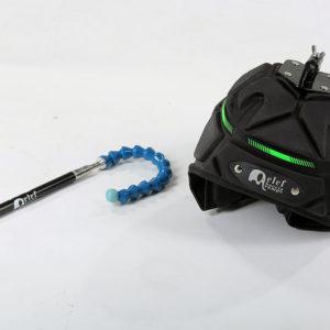 Telescopic kipsta headpointer