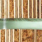 Wood & Perspex