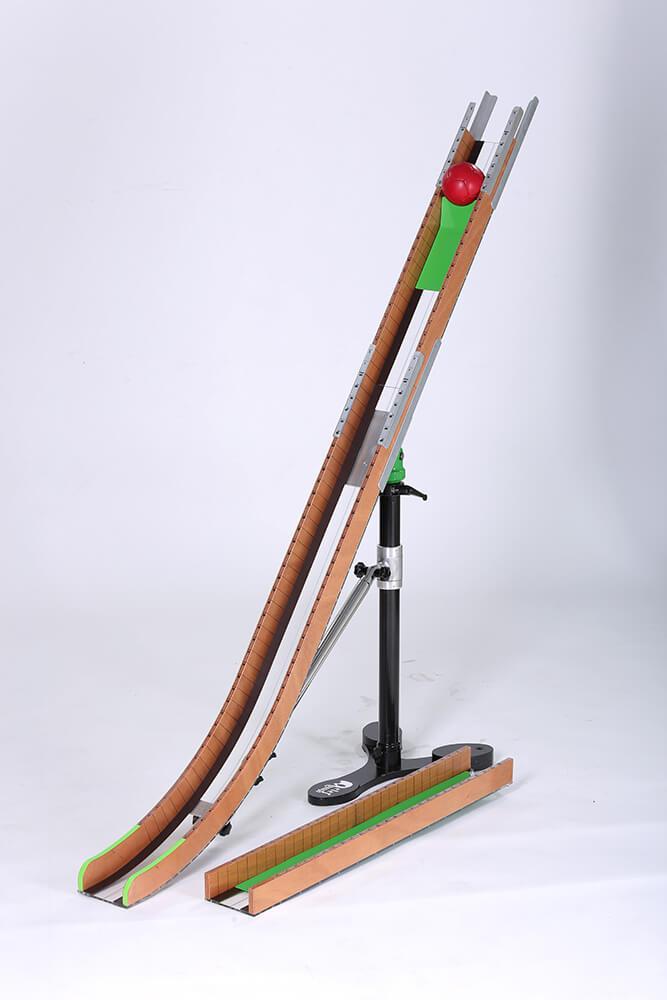 Elef Deluxe Wood & Perspex Wooden Ramp